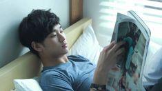 Kim Soo Hyun said 'Suddenly I wanna stay here' after tasting the pizza'  #kimsoohyuncf #kimsoohyun #themancamefromthestars #junjihyun #dominjun #cheonsongyi #cheonsongeconomy #economy #newsletter #news #kpopmap #kpopnews #actor #koreanactor #koreanactress #kdrama #man #home #bedroom