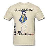 T-Shirts ~ Men's T-Shirt ~ Zombie Lifeguard Shay: Full Transparent Horror Music, Vampire Girls, Cool Designs, Angels, Lifeguard, Tiffany, Mens Tops, T Shirt, Clothes
