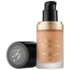 Two Faced Born This Way Foundation