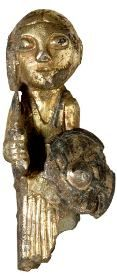 Fine Fynske Fund - more high resolution Harby Valkyrie images viking art