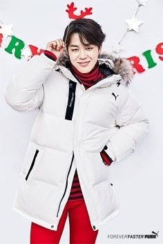 PUMA X BTS의 WINTER SURVIVAL! 다운 자켓 7종 발매 : 네이버 블로그