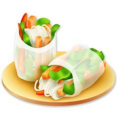 Hay Day, Summer Rolls, Salad Bar, Fandom, Food, Products, Essen, Meals, Yemek