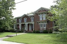 Historic real estate listing for sale in Georgetown, KY