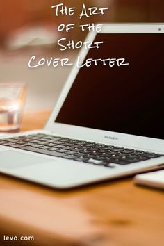 the art of the short cover letter