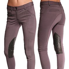 Runway worthy, city inspired, and everyday wearable breeches. Riding Clothes, Riding Pants, Clothes Horse, Equestrian Fashion, Equestrian Style, Riding Breeches, Jodhpur, Dressage, Ponies