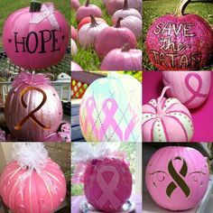 breast cancer decorations ideas - Google Search