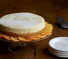 MyPanera Recipe: A Orange Cloud Cheesecake
