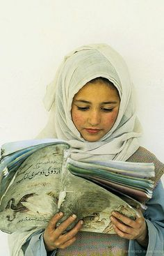 iseo58:  Young girl reading. Pakistan (by World Bank Photo Collection)