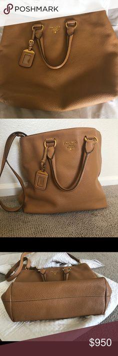 1c078ea5b0be ... tote bag cb115 f38de  coupon code for discount prada bn1778 handbags in  coffee outlet store prada top handles pinterest website
