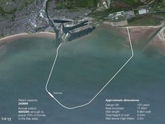 Talks begin on building world's first man-made tidal lagoon power system