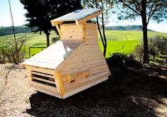 Image result for architectural chicken coop
