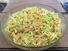 Liian hyvää: Kaxholmenin kaalisalaatti ja viikonloppuherkkuja No Salt Recipes, Low Carb Recipes, Vegetarian Recipes, Cooking Recipes, I Love Food, Good Food, Yummy Food, Greens Recipe, Rice Dishes