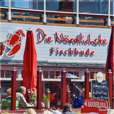 Sylt -definitely have to Visit this Restaurant!