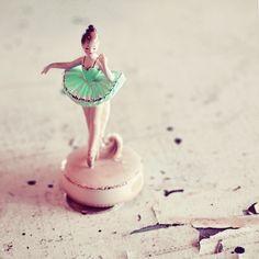 Vintage Ballerina