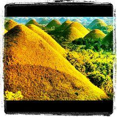 Chocolate Hills, #Bohol #Philippines #travel