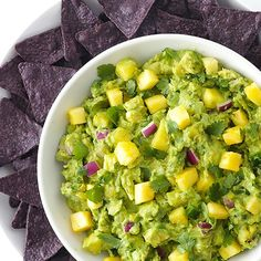Freshen Up Your Guac With Diced Pineapple