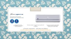 Foto: Si lo tuyo es ahorrar... XPOWER SAFIRUS, tecnología Inverter Eficiencia Premium!! Ahorra hasta un 60% de energía!! #ahorraenergia #minisplit #carrier #cuernavaca #cdmx