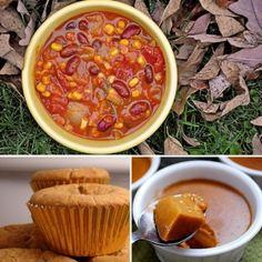 Recepty dyni.  Pumpkin chili !!  Valerie