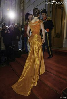 Crown Princess Mary New Years 2013