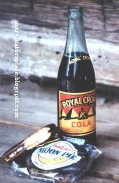 Southern Snacking: RC Cola and a Moon Pie