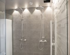 Suihkussa on riittävästi tilaa. #asuntomessut2014