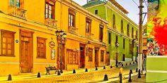 Barrio Inglés, un lugar único donde se puede recorrer la historia de la ciudad, pero con las comodidades del siglo XXI.