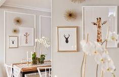 【実例】清潔感溢れるギリシャ風のお部屋 | 海外インテリア&お部屋実例集