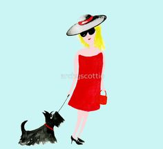 Домашние Собаки, Собаки И Щенки, Собачки, Архитектурное Тату, Печать Линогравюр, Смешной Дизайн