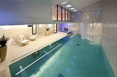 Basement Pool On Pinterest Indoor Pools Pools And