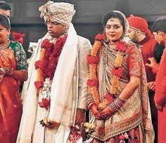 BJP President Amit Shah's Son Jay Tied the Knot With Rishita Patel