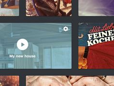 Love the subtle thickness of thumbnails