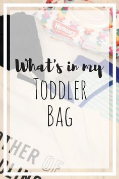 Potty Training Survival: Toddler Bag Essentials. Featuring Coco & Kiwi Training Pants.