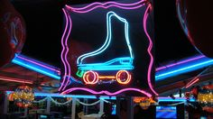 The Rollercade is the best Skating Rink in San Antonio. We have public, private, & glow birthday parties. Disco Roller Skating, Roller Rink, Roller Disco, Neon Birthday, Horror Themes, Skate Party, Neon Aesthetic, Photo Wall Collage, Before Us