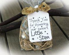 Twinkle Twinkle Little Star Baby Shower Favor