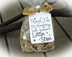 Twinkle Twinkle little star Baby Shower Guest by MerryMeDesign