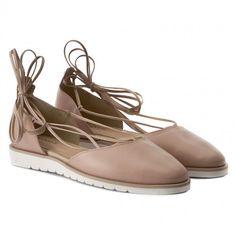Sandały WOJAS - 7423-55 J.Róż