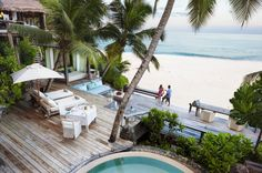 North Island Probably the most exclusive island... | Luxury Accommodations