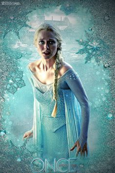 Once Upon a Time is Frozen | Elsa