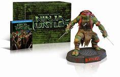 rogeriodemetrio.com: Teenage Mutant Ninja Turtles Raphael Gift Set