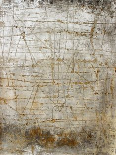 https://flic.kr/p/ksd2dz | Bild_1294_scratched_lines_A3_mixed_media_on_paper_2014_NOT_AVAILABLE