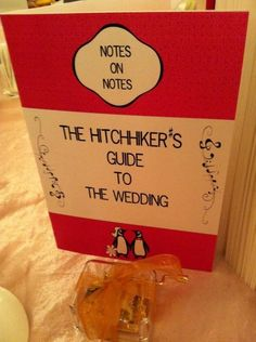 Wedding Booklets for Guests