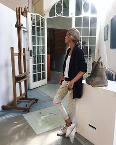 """1,532 Me gusta, 35 comentarios - Patrizia Casarini (@patzhunter) en Instagram: """"...in the ATELIER....""""start from nothing, CREATE something with purpose, fight your way through it…"""""""