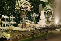 Casamento de Gisely e Alan www.rosilearochadecoracao.com.br