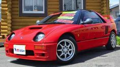 Little Mazda Autozam AZ-1 Looking for a New Owner