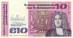 Old banknote