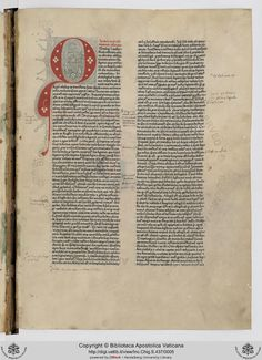 from the Vatican Archives • Inc.Chig.S.437: Inc.Chig.S.437 Durand, Guillaume, vesc. di Mende, c. 1230-1296: Rationale divinorum officiorum (6 Oct. 1459)