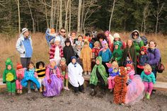 How to Throw The Best Outdoor Halloween Party Ever! (Family Adventures in the Canadian Rockies)