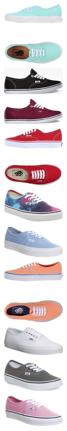 """PolyData: Happy 50th Anniversary, Vans!"" by polyvore ❤ liked on Polyvore featuring polydata, shoes, sneakers, vans, blue, light green, round toe sneakers, flat sneakers, blue shoes and round cap"