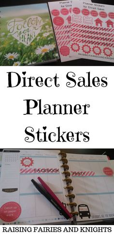 Direct Sales Planner