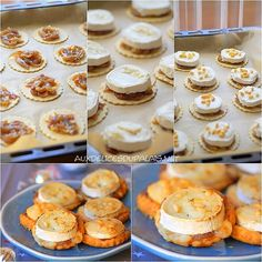 Goat cheese and onion confit puff pastry - Aperitif puff pastry with onion confit Aperitif puff pastry with onion confit with honey garnished - Buffet, Buttery Shortbread Cookies, How To Make Salad, Mediterranean Recipes, Goat Cheese, Cooking Time, Coco, Cookie Recipes, Onion